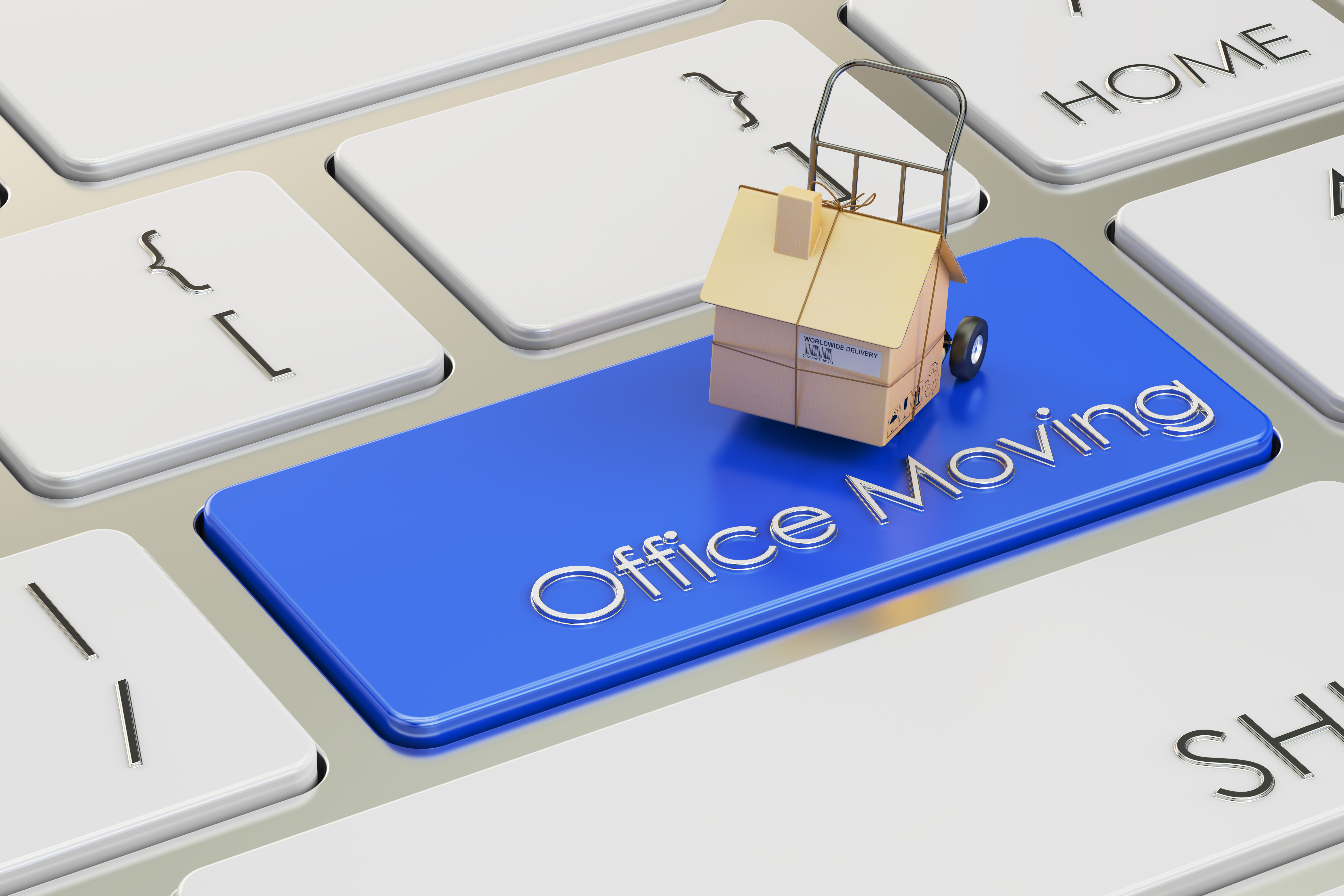 IT Office Moves