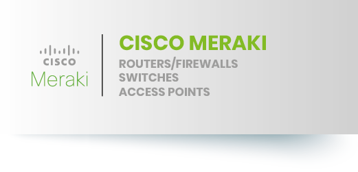 Networking - Cisco Meraki