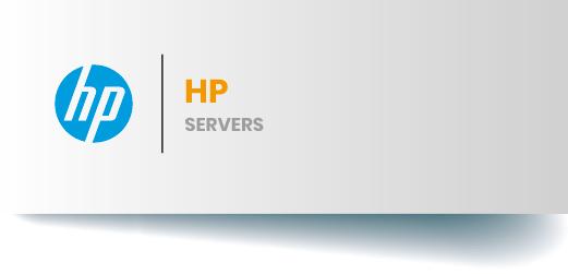 HP - Servers