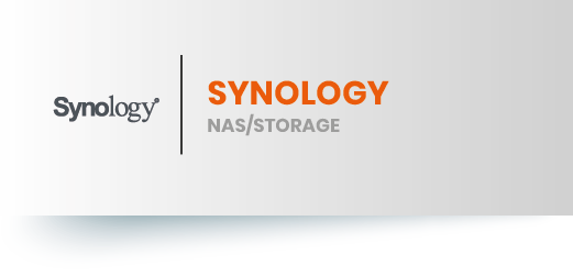 Nas/Storage - Synology